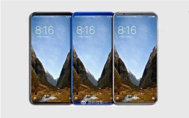 Rò rỉ thông tin Xiaomi Mi 7 sẽ có giá bán khá cao