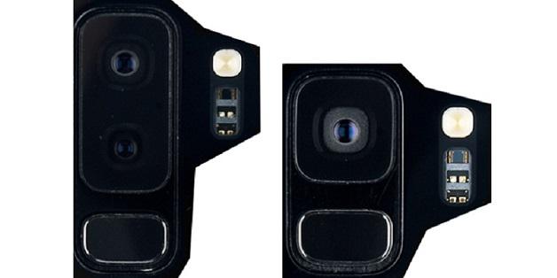 Lộ cụm camera sau và vân tay của Galaxy S9 và S9+: xoay dọc, vân tay dễ bấm hơn