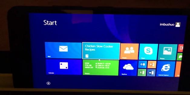 Bất ngờ: Lumia 640 XL có thể chạy Windows RT mượt như máy tính