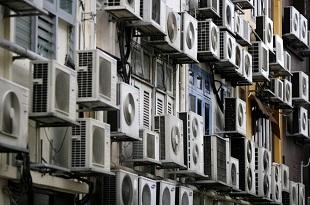 Lạm dụng điều hòa nhiệt độ đang tràn lan ở Đông Nam Á