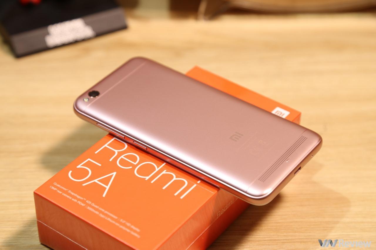Đánh giá Xiaomi Redmi 5A: Mức giá làm nên tất cả - ảnh 32
