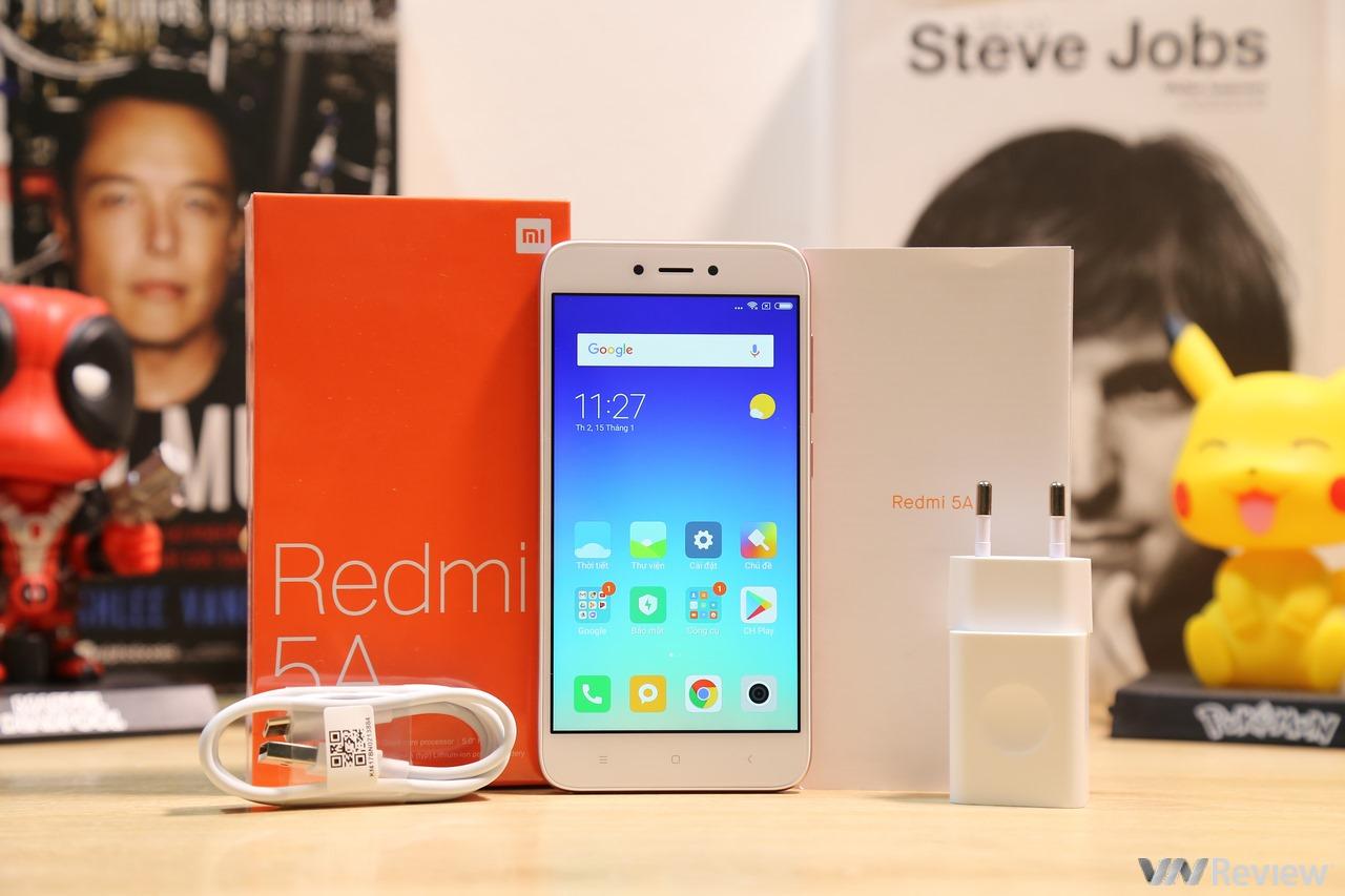 Đánh giá Xiaomi Redmi 5A: Mức giá làm nên tất cả - ảnh 67