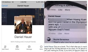 """Xử phạt """"thầy giáo"""" xúc phạm Đại tướng trên Facebook: Tuỳ vào thái độ khắc phục"""