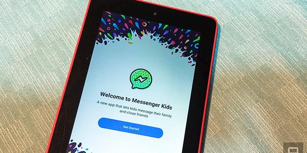 """Messenger for Kids của Facebook bị chỉ trích """"phá hoại quá trình phát triển khoẻ mạnh của trẻ em"""""""