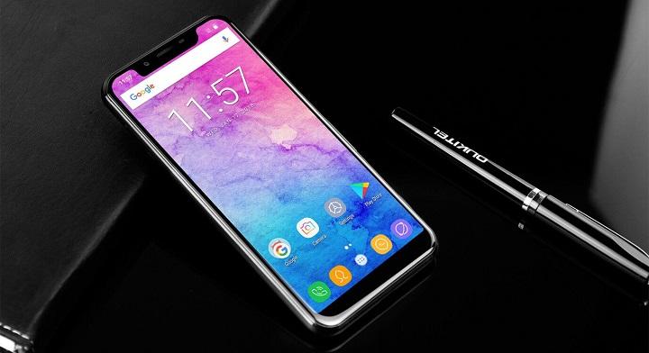 Chiếc smartphone lai giữa iPhone X và Huawei Mate 10 Pro