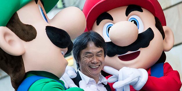 Nintendo công bố sẽ sản xuất phim hoạt hình Super Mario