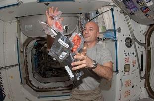 Có thể tái chế phân người thành thức ăn cho phi hành gia?