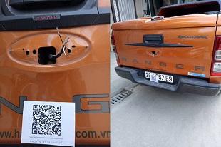 Trộm phụ tùng xe hơi đòi chuộc bằng tiền ảo tại Việt Nam