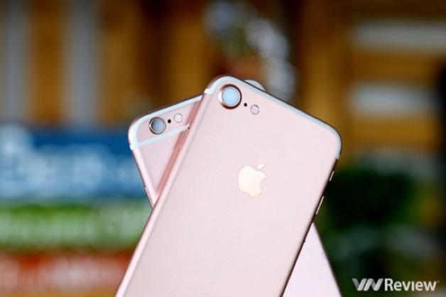 Apple nhận sửa miễn phí iPhone 7 bị lỗi không nhận sóng sau khi tắt chế độ máy bay