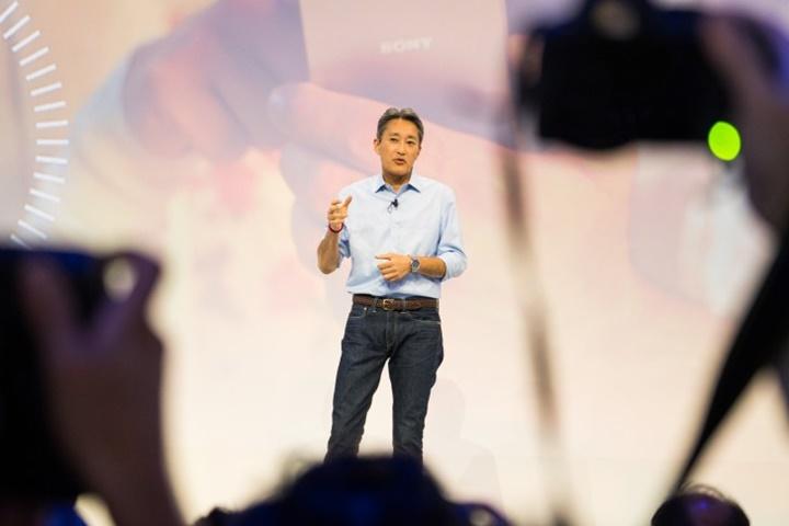 """Sony tiến hành """"thay máu"""", có CEO mới"""