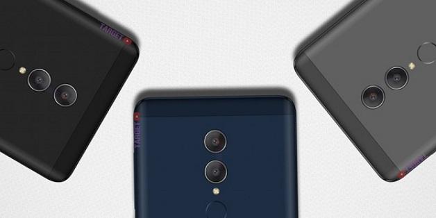 Lộ ảnh chính thức của Xiaomi Redmi Note 5: màn 18:9, camera kép, pin dung lượng lớn