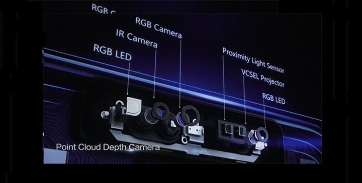 """Huawei P20 rò rỉ với """"thiết kế như iPhone X"""", 3 camera ở phía sau"""