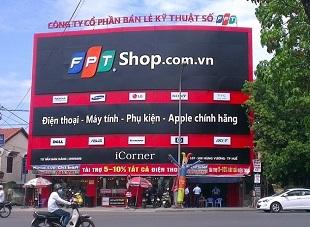 Doanh thu thương mại điện tử FPT Shop đạt 2.000 tỷ đồng, tăng trưởng mạnh