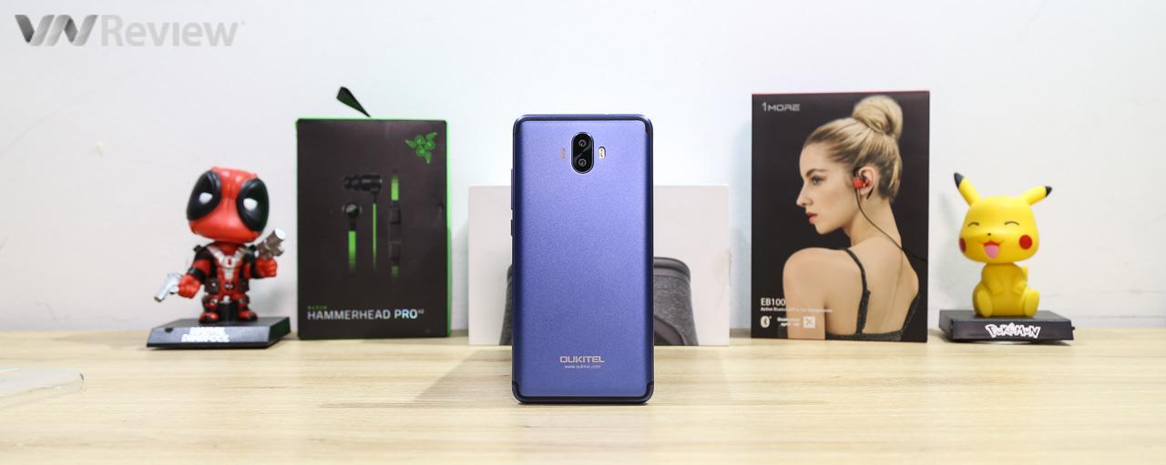 Đánh giá nhanh smartphone Oukitel K8000: pin 8.000 mAh, sắp bán vào tháng 4