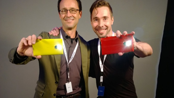 Người đứng sau công nghệ camera PureView của Nokia gia nhập Axon