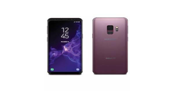 Galaxy S9 rò rỉ với vị trí cảm biến vân tay được thiết kế lại và màu mới Lilac Purple