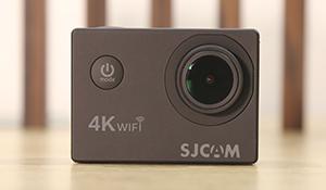 Đánh giá camera hành động SJCAM SJ4000 AIR: quay 4K, giá mềm