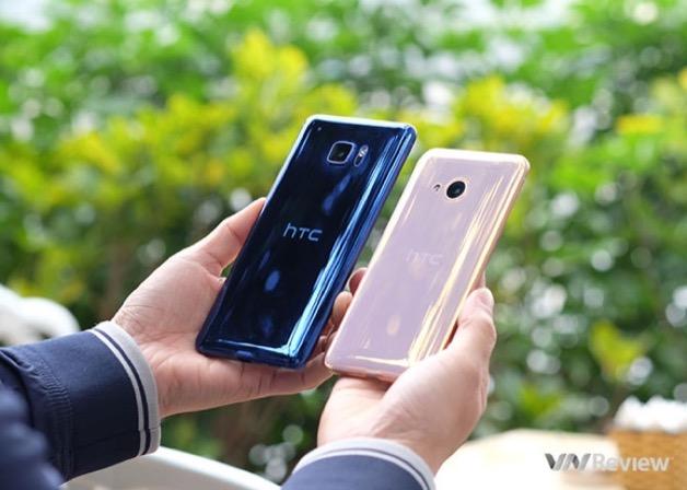 Rò rỉ smartphone HTC giá rẻ, màn hình 18:9