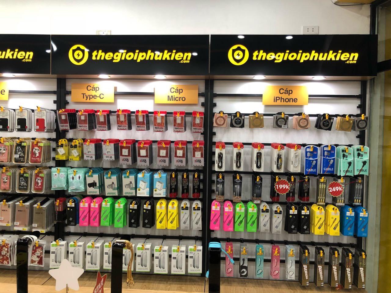 Thegioiphukien.com chính thức mở chuỗi cửa hàng bán phụ kiện di động tại miền Bắc
