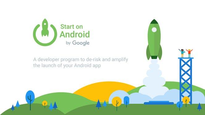 Google hỗ trợ startup nhỏ làm ứng dụng