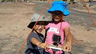 Sáng chế khoa học của hai cô bé tiểu học giúp NASA thu thập dữ liệu về Nhật thực