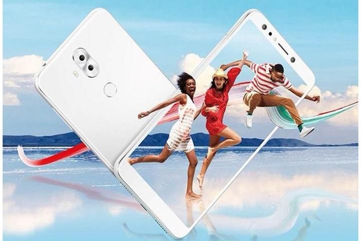 Asus ZenFone 5 Lite rò rỉ với 4 camera, sẽ được giới thiệu tại MWC 2018?