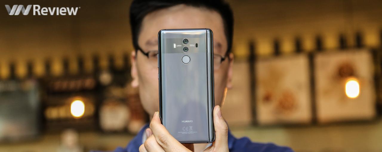 Đánh giá Huawei Mate 10 Pro: Đối trọng xứng tầm với Samsung, Apple