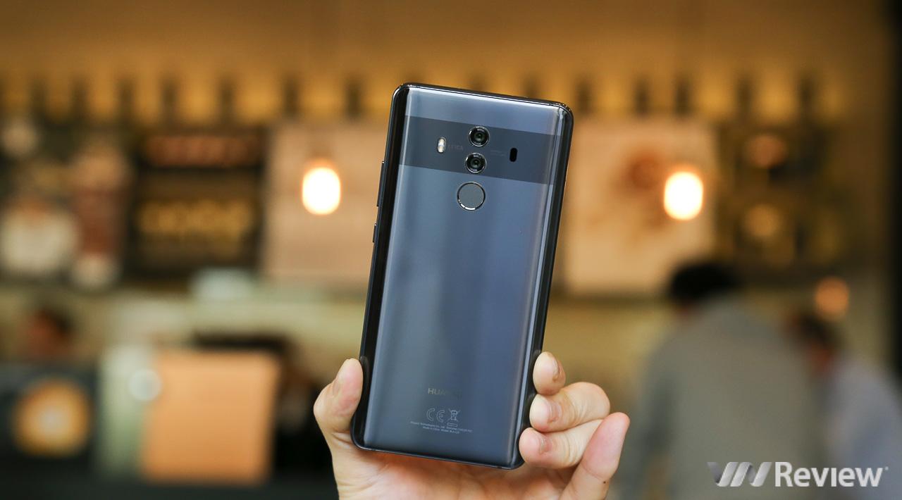 Đánh giá Huawei Mate 10 Pro