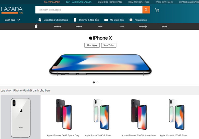 Giám đốc thương mại Lazada: 'Mua iPhone ở Việt Nam vẫn còn nhiều rào cản' - ảnh 1
