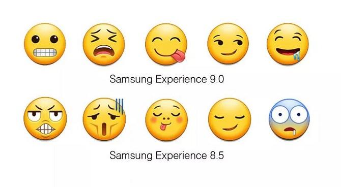 Samsung cuối cùng cũng đã nâng cấp bộ emoji thảm họa của mình - ảnh 1