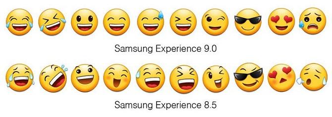 Samsung cuối cùng cũng đã nâng cấp bộ emoji thảm họa của mình - ảnh 4
