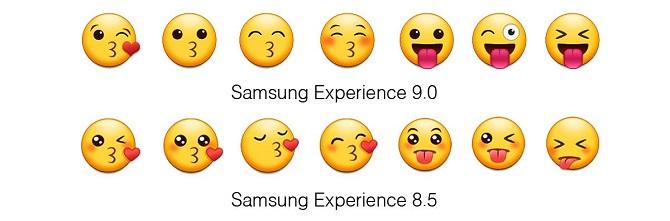 Samsung cuối cùng cũng đã nâng cấp bộ emoji thảm họa của mình - ảnh 7