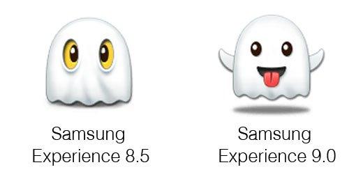 Samsung cuối cùng cũng đã nâng cấp bộ emoji thảm họa của mình - ảnh 11
