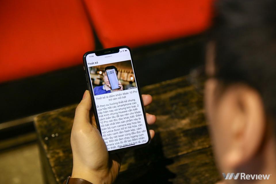 Đánh giá iPhone X: chiếc iPhone để lại nhiều cảm xúc nhất - ảnh 16