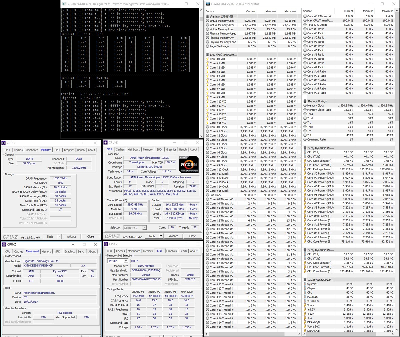 Sau GPU, đến lượt CPU sẽ là trâu cày tiếp theo của dân đào tiền ảo - ảnh 3