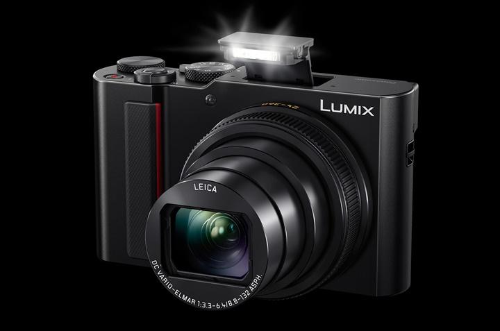 Panasonic ra mắt máy ảnh siêu zoom ZS200: Ống kính Leica, zoom tối đa 360x - ảnh 1