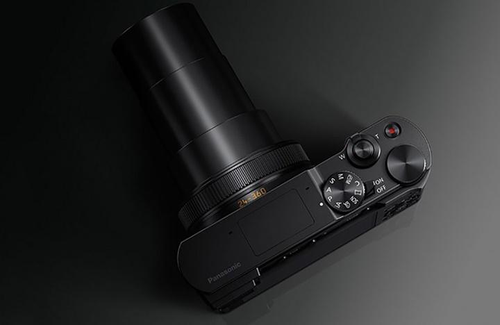 Panasonic ra mắt máy ảnh siêu zoom ZS200