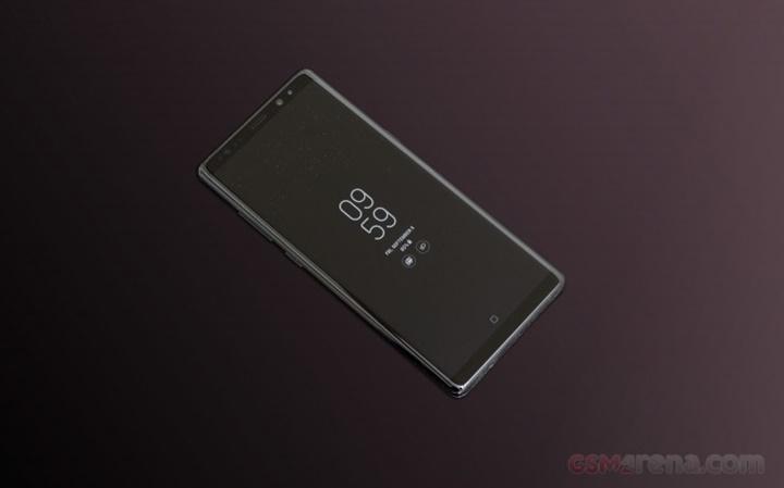Samsung Galaxy Note9 vẫn chưa có cảm biến vân tay dưới màn hình