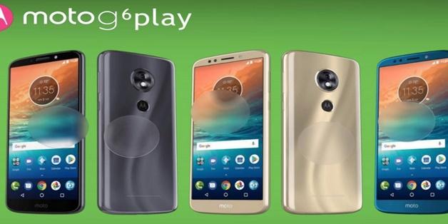 Moto G6 series sẽ có màn hình 18:9 với viền mỏng hơn, lộ chip sử dụng cho G6 Play