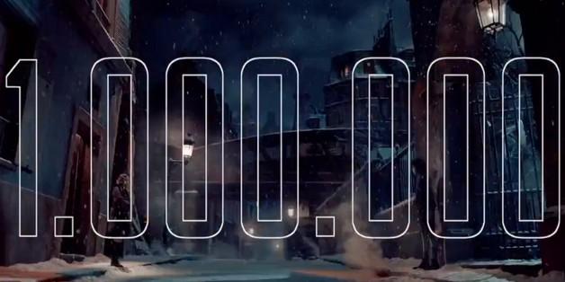 Bạn nhận ra bao nhiêu bộ phim trong video chứa 1 triệu khung hình này?