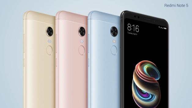 Xiaomi ra mắt Redmi Note 5: màn hình 18:9, Snapdragon 625, giá 3,5 triệu