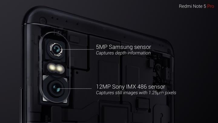 Redmi Note 5 Pro chính thức: Snapdragon 636, 6GB RAM, camera selfie 20MP - ảnh 4