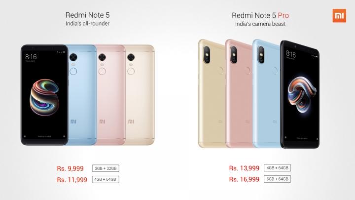 Redmi Note 5 Pro chính thức: Snapdragon 636, 6GB RAM, camera selfie 20MP - ảnh 9