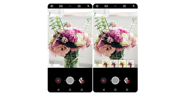 Camera AI trên LG V30 sẽ rất đặc biệt