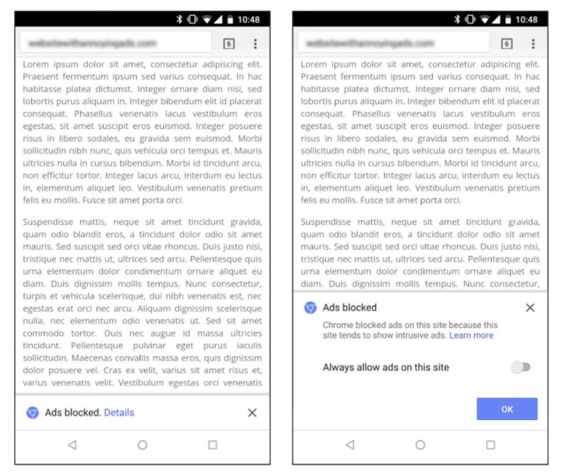 Google Chrome bắt đầu cung cấp tính năng chặn các quảng cáo từ hôm nay - ảnh 3