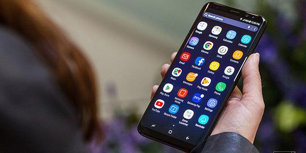 Samsung ngừng cập nhật Android Oreo cho Galaxy S8 vì dính lỗi tự khởi động lại