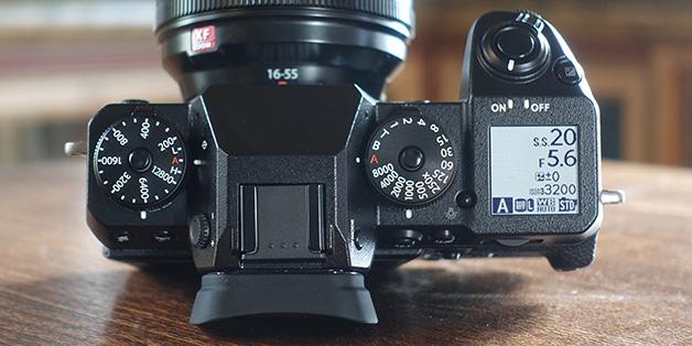 Fujifilm tung ra siêu phẩm mirrorless X-H1 chuyên quay phim 4K với chống rung 5 trục