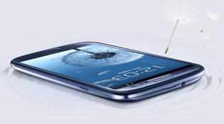 Tại sao Galaxy S III màu xanh xà cừ chậm ra mắt?