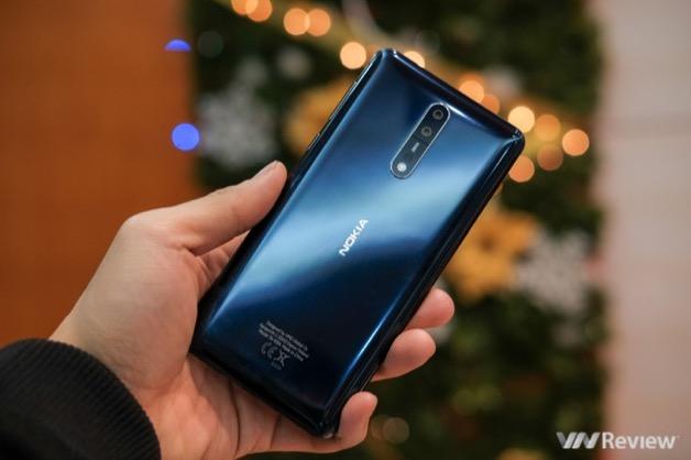 Nokia 8 Pro lộ diện với Snapdragon 845, camera 5 ống kính