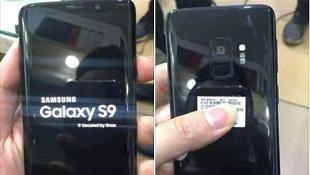 """Xuất hiện hình ảnh Galaxy S9 """"bằng xương bằng thịt"""" đầu tiên"""